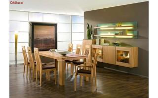 Bộ bàn ghế phòng ăn BA129