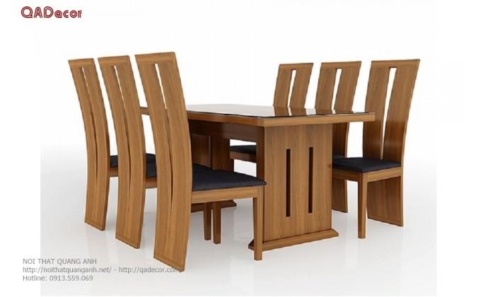 Bộ bàn ghế phòng ăn BA106