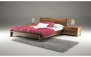 Giường ngủ bằng gỗ đẹp GN5