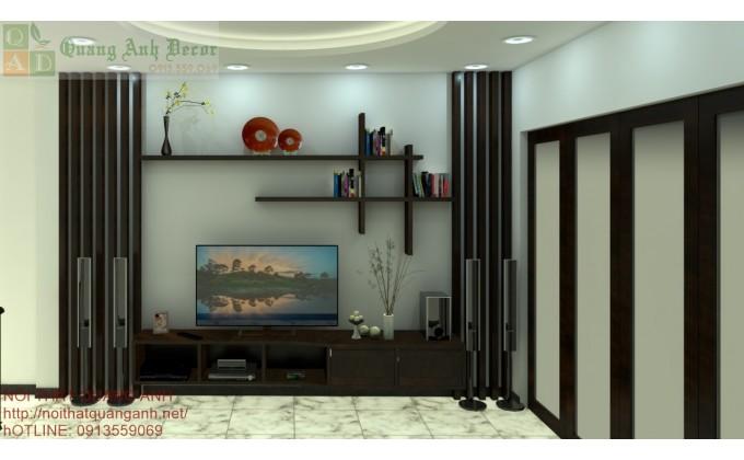 Kệ tivi kệ trang trí phòng khách KTV99