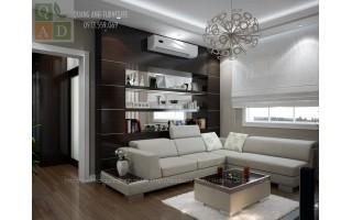 Thiết kế nội thất biệt thự 2015