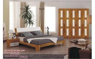Nội thất phòng ngủ PN02