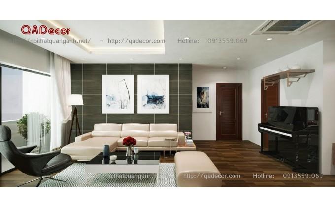 Thiết kế nội thất chung cư cao cấp STAR-CITY