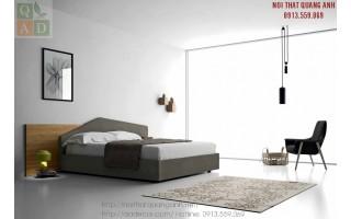 Giường ngủ gỗ hiện đại GN22