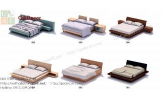 Mẫu giường ngủ đẹp 2