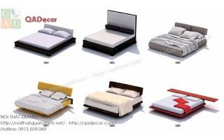 Mẫu giường ngủ đẹp 3