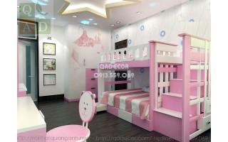 Phòng ngủ trẻ em gái GT03