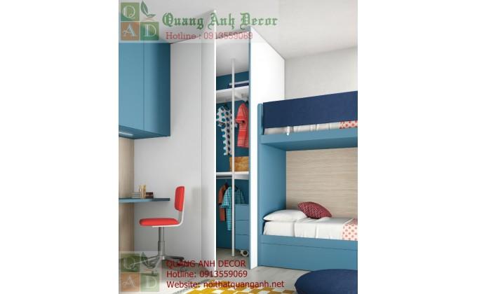 Phòng ngủ bé trai PTE4