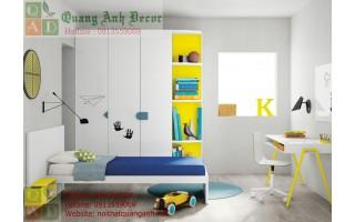 Thiết kế phòng ngủ trẻ em đẹp hiện đại  PTE1