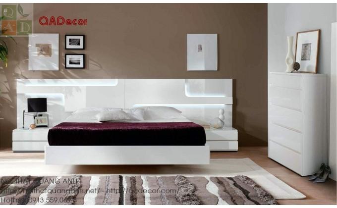 Giường ngủ đẹp GN100