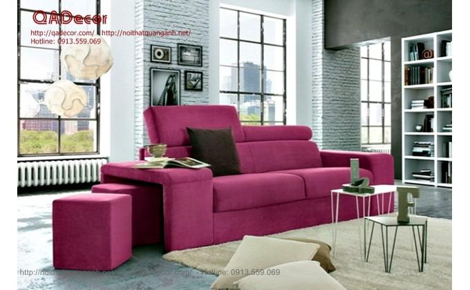 Mẫu sofa nỉ đẹp SF21