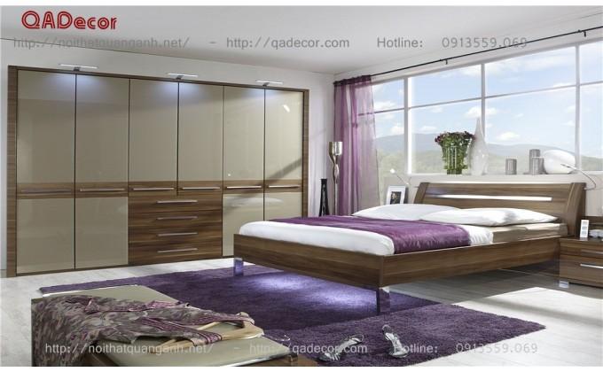 Bộ phòng ngủ đẹp hiện đại PN59