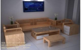 Bộ bàn ghế phòng khách SFG44