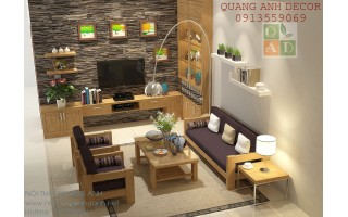 Sofa phòng khách SFG93