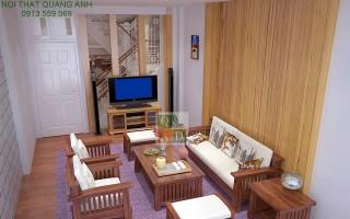 Bàn ghế phòng khách SFG22