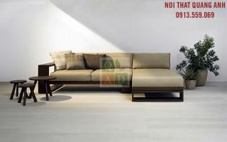 Bộ sofa gỗ phòng khách SFG425