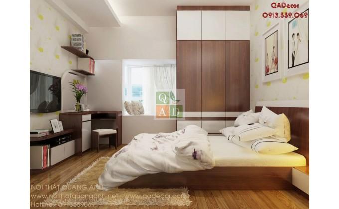 Nội thất phòng ngủ master PN91