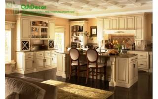 Tủ bếp tân cổ điển TBCĐ1