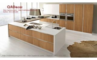 Tủ bếp hiện đại TB401