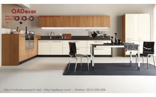 Tủ bếp hiện đại TB901