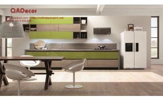 Tủ bếp gỗ Laminate TBL501